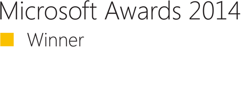 [Microsoft Awards, 2014]